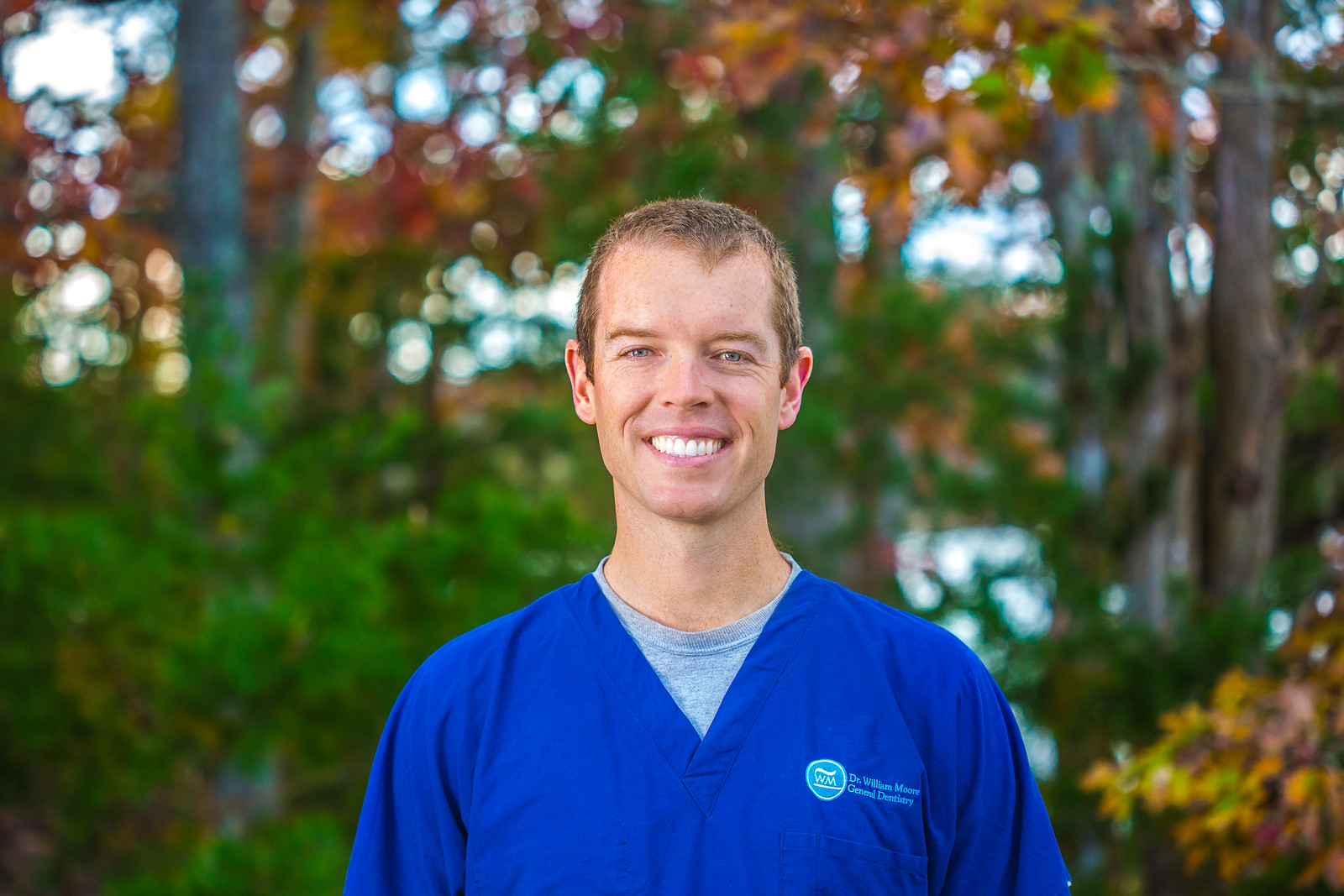 Meet Dr. William Moore